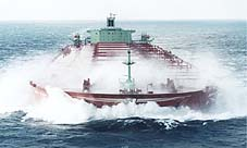 The largest unitised dry cargo vessel is the bulk ore carrier